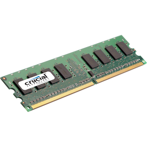 Crucial RAM Module - 16 GB - DDR3 SDRAM - 1600 MHz DDR3-1600/PC3-12800 - 1.50 V - ECC - Registered - CL11 - 240-pin - DIMM