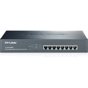 TP-LINK TL-SG1008PE 8 Ports Ethernet Switch