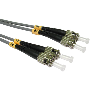 Cables Direct Fibre Optic Network Cable for Network Device - 50 cm