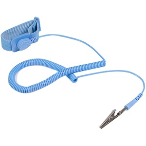 StarTech.com ESD Anti Static Wrist Strap Band with Grounding Wire