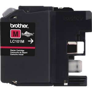 Brother Genuine Innobella LC101M Magenta Ink Cartridge