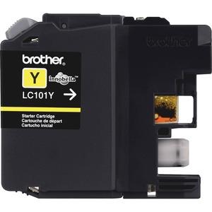 Brother Genuine Innobella LC101Y Yellow Ink Cartridge