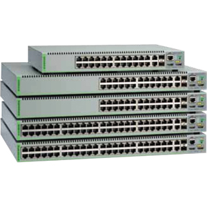 Allied Telesis AT-8100S/24POE 26 Ports Manageable Ethernet Switch