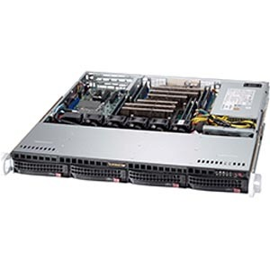 Supermicro Cases and Components
