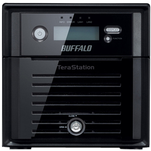 Buffalo TeraStation 4200D 2 x Total Bays NAS Server - Intel Atom D2550 Dual-core 2 Core 1.86 GHz - 2 GB RAM DDR3 SDRAM - Serial ATA/300 - RAID Supported 0, 1, JBOD