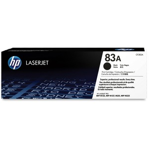 HP 83A Toner Cartridge - Black - Laser - 1500 Page
