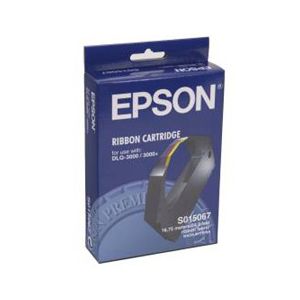 Epson C13S015067 Ribbon - Black