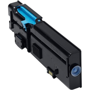 Dell 1200 Page Cyan Toner Cartridge
