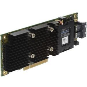 Dell H310 SAS Controller - 6Gb/s SAS, Serial ATA/600 - PCI Express 2 0 x8 -  Plug-in Card - RAID Supported - 0, 1, 5, 10, 50 RAID Level - 8 Total SAS