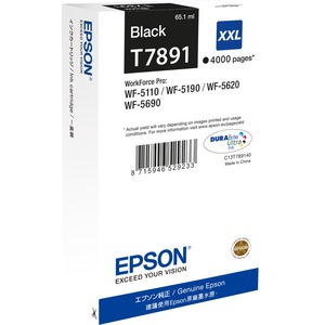 Epson Ink Cartridge XXL Black - C13T789140