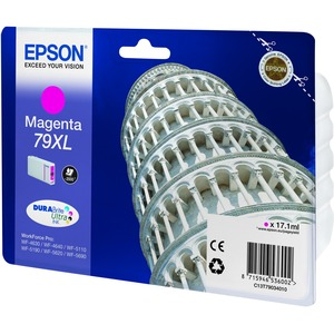 Epson DURABrite Ultra DURABrite Ultra 79XL Ink Cartridge Ink Cartridge - Magenta