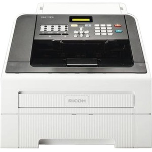 Ricoh FAX1195L Laser Multifunction Printer - Monochrome - Plain