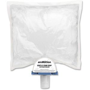 enMotion Foam Soap Refill - 40.6 fl oz (1200 mL) - Touchless Dispenser - Bacteria Remover - Skin - Translucent - Moisturizing, pH Balanced - 2 / Carton