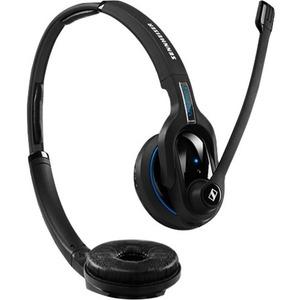 EPOS - Sennheiser MB Pro 2 UC ML Wireless Bluetooth Stereo Headset - Over-the-head - Supra-aural - 25 m - 150 Hz - 15 kHz