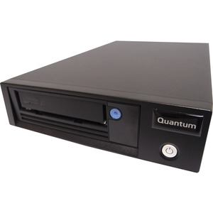 Quantum LTO-6 Tape Drive - 2.50 TB Native/6.25 TB Compressed - 6Gb/s SAS - 1/2H Height
