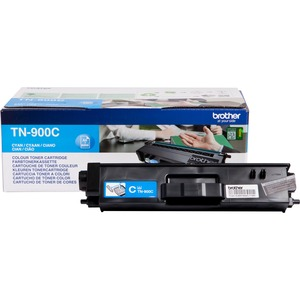 Brother TN900C Toner Cartridge - Cyan