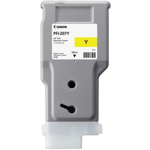 Canon 207Y Ink Cartridge - Yellow