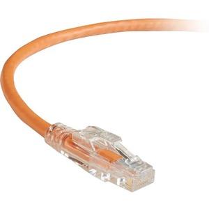 9.1-m Stranded Cable SSTP PIMF Black Box CAT6 250-MHz Shielded 30-ft. Black PVC