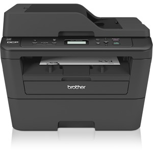 Brother DCP-L2540DN Laser Multifunction Printer - Monochrome - Plain Paper Print - Desktop