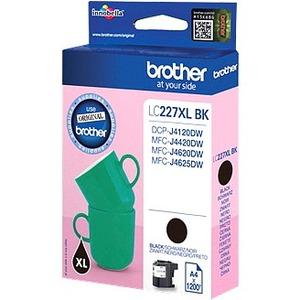Brother LC227XLBK Ink Cartridge - Black