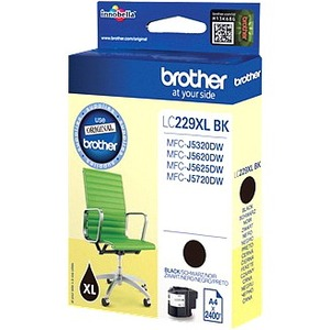 Brother LC229XLBK Ink Cartridge - Black
