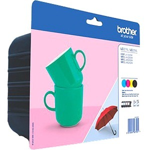 Brother LC227XLVALBP Ink Cartridge