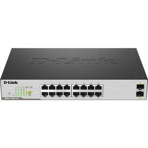 D-Link EasySmart DGS-1100-18 18 Ports Manageable Ethernet Switch