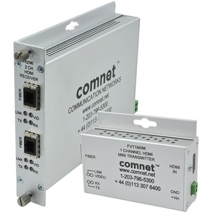Comnet Multiplexers and Carrier
