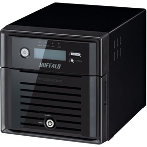 Buffalo TeraStation TS5200DWR 2 x Total Bays NAS Server - 1 x Intel Atom D2550 Dual-core 2 Core 1.86 GHz - 2 TB HDD - 2 GB RAM DDR3 SDRAM - Serial ATA/300 - RAID S