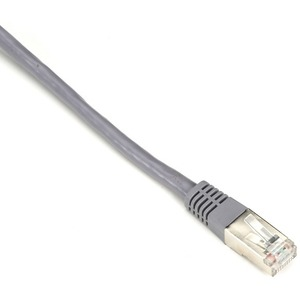 9.1-M 30-Ft. White Utp Black Box Gigatrue 3 Cat6 550-Mhz Lockable Patch Cable