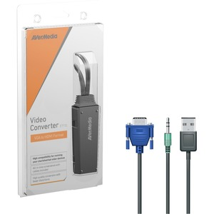 Avermedia Audio and Video Cables