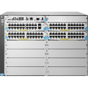 HP 5406R zl2 8 Ports Manageable Switch Chassis