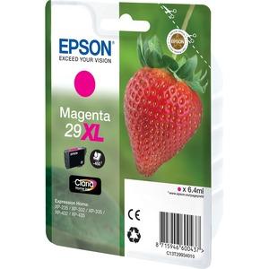 Epson Claria 29XL Ink Cartridge - Magenta - Inkjet - 450 Page - 1 / Pack