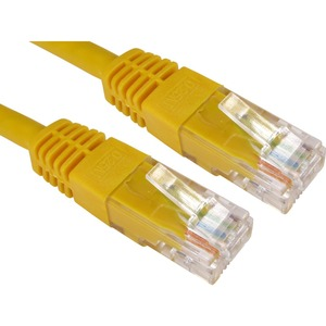 Cables Direct Cat6 Network Cable 15m Yellow