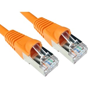 Cables Direct Category 6a Network Cable for Network Device - 3 m - Shielding