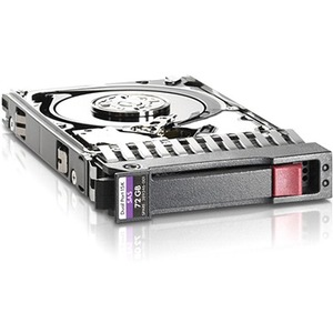 HP 4 TB 3.5inch Internal Hard Drive - SAS - 7200