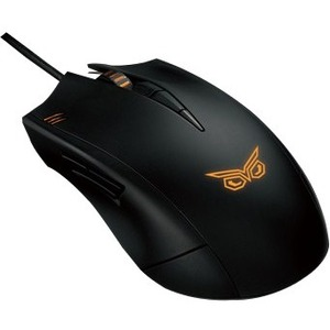 Asus Strix Claw Mouse - Optical - Cable - 8 Buttons