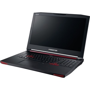 Acer Predator 17 G9-791-77VY 43.9 cm 17.3inch LED ComfyView Notebook - Intel Core i7 i7-6700HQ 2.60 GHz - 16 GB DDR4 SDRAM RAM - 1 TB HDD - 512 GB SSD - Blu-ray Wri