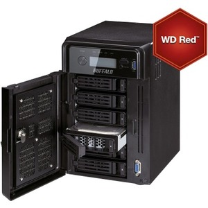 Buffalo TeraStation TS5600DWR 6 x Total Bays NAS Server - Desktop - Intel Atom D2700 Dual-core 2 Core 2.13 GHz - 24 TB HDD - 2 GB RAM DDR3 SDRAM - Serial ATA - RAI