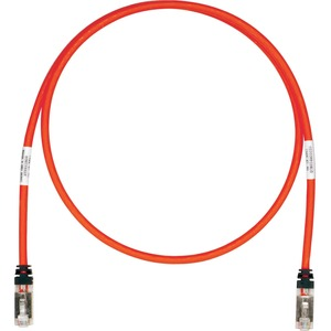 Patch Cable 1.25 GB//s Panduit Cat.6a U//UTP Patch Network Cable Category 6a for Network Device