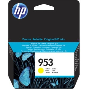 HP 953 Original Ink Cartridge - Yellow - Inkjet - 700 Pages