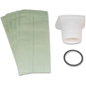 Hoover Portapower Vacuum Cleaners Bag Adapter Kit - White, Green, Black