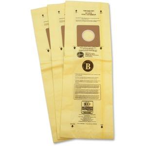 Hoover TaskVac Type-B Allergen Bags - Type B - White