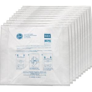 Hoover HushTone Type-CC1 HEPA Bags - Type CC1 - White