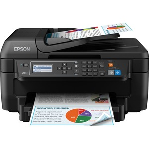 Epson WorkForce WF-2750DWF Inkjet Multifunction Printer - Colour