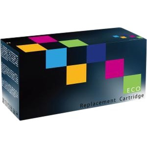 Eco Compatibles Toner Cartridge - Alternative for HP CF403A - Magenta - Laser - 1 Pack