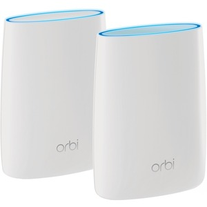 Netgear Orbi RBK50 IEEE 802.11ac Ethernet Wireless Router