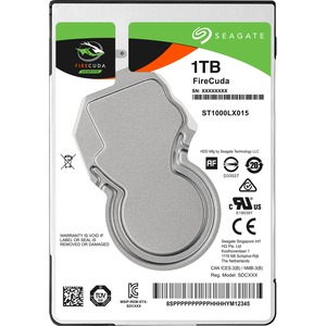 Seagate Internal and External Hard Drives