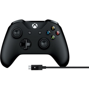 Microsoft Gaming Pad - Cable - , Wireless - USBPC, Xbox One