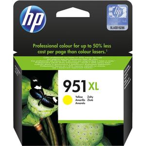HP 951XL Ink Cartridge - Yellow